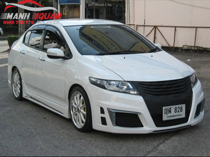 Body kid Honda City
