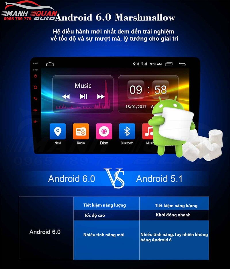Đầu DVD android  Ownice C500+